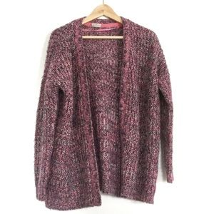 Noisy May Pink and Purple Cardigan XS